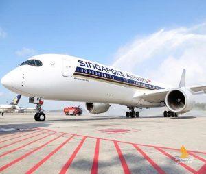 Singapore Airlines: i voli da Milano salgono a tre la settimana, dal 19 gennaio