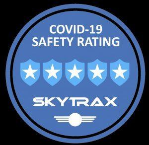Air France ottiene le 5 stelle Skytrax per le misure di sicurezza anti Covid-19