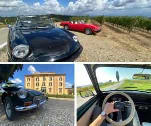 Slow Drive, itinerari in auto d'epoca per scoprire tra indizi e simboli i luoghi di Dante