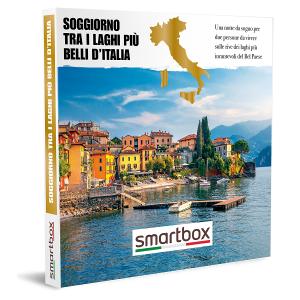 """Smartbox: tra i cofanetti del Black Friday le novità de """"L'Italia da scoprire"""""""