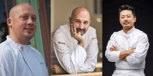 L'italiano Andrea Ribaldone nel team di chef che curerà l'offerta f&b della Minerva di Swan Hellenic