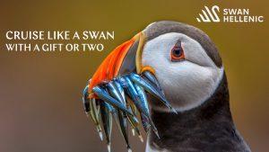 Swan Hellenic lancia la promozione di primavera con sconti del 20% e 300 dollari da spendere a bordo