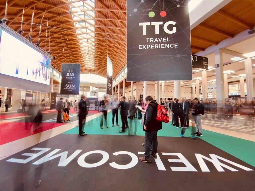 E' confermato: Ttg Travel Experience a Rimini dal 14 al 16 ottobre