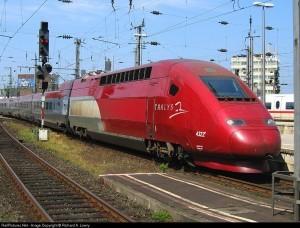 Thalys: drastica riduzione delle corse dei treni fino al 12 dicembre