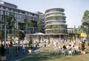 The Student Hotel sbarca a Roma. Aprirà nel 2023 nell'ex dogana di San Lorenzo