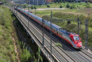 Trenitalia: operativi i Frecciarossa Covid free tra Roma Termini e Milano Centrale