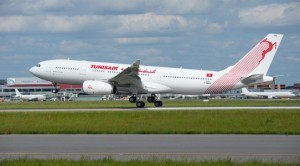 Tunisair: nuova frequenza fra Tunisi e London Stansted