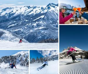 Val d'Ega, da Obereggen a Carezza rilancio della stagione sciistica protetta dal 7 gennaio
