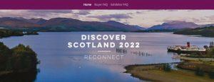 Discover Scotland 2022: domanda e offerta si incontrano su una nuova piattaforma