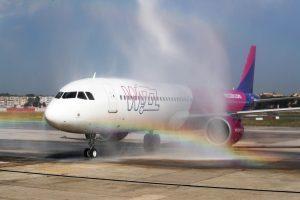 Wizz Air: taglio del nastro a Napoli per la sesta base italiana. Diciotto nuove rotte