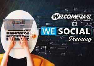 Welcome Travel lancia il percorso formativo We Social Training