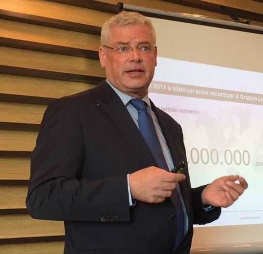 Gruppo Lufthansa: accordo Ndc con Cisalpina Tours