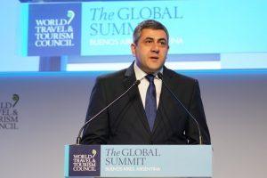 Zurab Pololikashviliconfermato segretario generale dell'Unwto