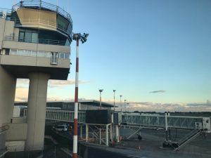 L'aeroporto di Catania è tornato operativo questa mattina