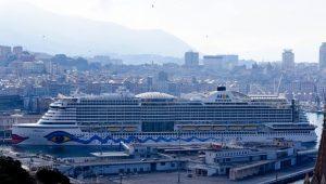 Aida Cruises: per ora si viaggia solo tra le Canarie. Almeno fino a maggio