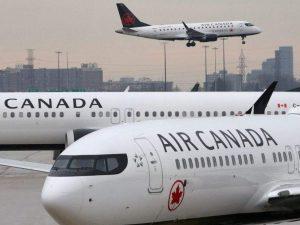 Air Canada: pacchetto di aiuti per 4,7 miliardi dallo Stato, che torna azionista