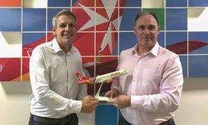 Air Malta: Discover the World partner commerciale per Paesi Bassi, Belgio Germania e Svizzera