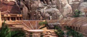 AlUla: l'Arabia Saudita vara il masterplan 'Journey Through Time'