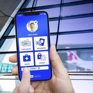 Qatar Airways ha avviato i test dell'app Iata Travel Pass
