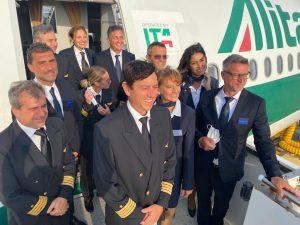 Ita: stipendi tagliati del 50% rispetto ad Alitalia. E non solo