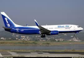 Blue Air ritorna a Firenze con il collegamento per Bucarest