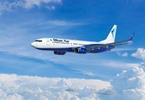 """Settembre di promozione da Linate per Blue Air: """"Blue is the new Black"""""""