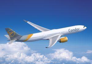 Condor inaugurerà il prossimo 11 novembre la rotta Francoforte-New York