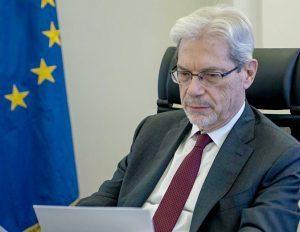 Claudio De Vincenti è il nuovo presidente di Aeroporti di Roma