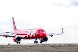 Il vettore islandese PLAY pianifica voli verso gli Stati Uniti