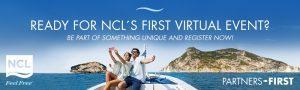Ncl lancia il First Virtual Event per presentare tutte le novità della ripartenza