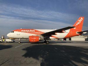 EasyJet: le ricerche di voli rimbalzano del 200% in vista dell'alleggerimento del lockdown