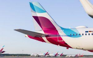 Eurowings conta sulla ripresa del business travel e aumenta la capacità offerta