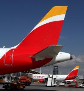 Iberia punta a raggiungere il 59% dei livelli di traffico del 2019