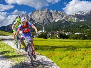 Cortina Trophy: un week end attivo sulle Dolomiti