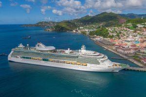 Royal Caribbean torna in Europa e debutta da Cipro con la Jewel of the Seas