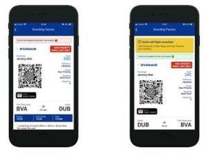 """Ryanair fa da sé e attiva nella propria app il """"Covid 19 Travel Wallet"""""""