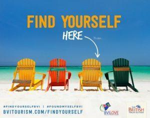 """Isole Vergini Britanniche: nuova campagna e concorso """"Find Yourself"""""""