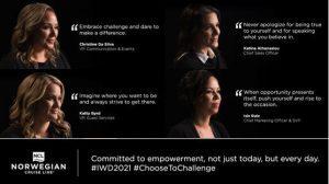 Ncl celebra la giornata delle donne con un mese di dibattiti sul tema