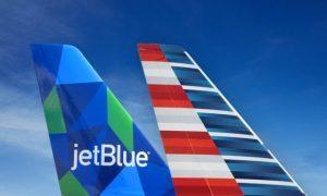 Decolla la partnership strategica fra American Airlines e JetBlue