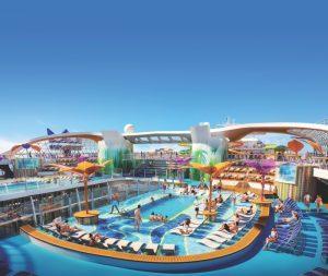 Rcl: la Wonder of the Seas debutterà in Florida a marzo. Da maggio sarà a Roma e Barcellona