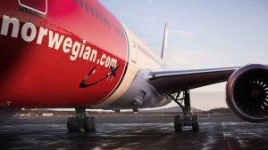 """Norwegian: traffico passeggeri a -94% in dicembre. """"Lottiamo per la sopravvivenza"""""""
