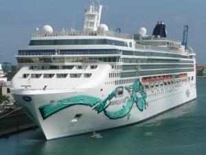 Norwegian Cruise Line riparte con il debutto di Atene quale home port della Jade