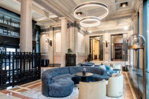 Apre oggi il Radisson Collection Hotel, Palazzo Touring Club Milan