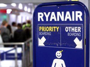 Ryanair: supermulta Antitrust confermata dal Tar del Lazio