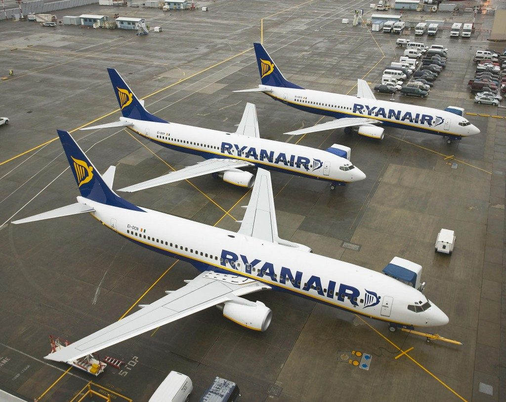 Ryanair rifiuta il passaporto sanitario previsto dall'Europa