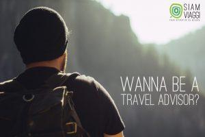 Siam Viaggi ricerca nuovi consulenti di viaggio