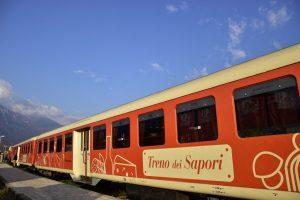 Il Treno dei Sapori per promuovere il territorio bresciano