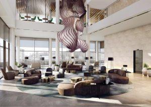 Westin approda nel Regno Unito con un nuovo hotel a Londra il prossimo mese di settembre
