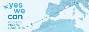 Alpitour: al via a marzo il primo corridoio Covid-tested per le Canarie